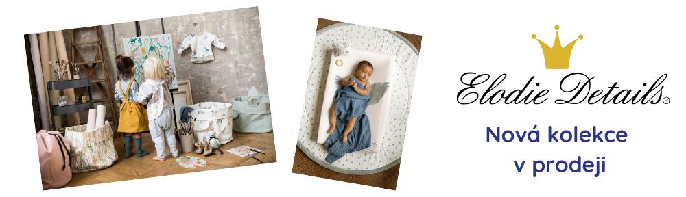 Nová kolekce Elodie Details právě v prodeji.