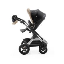 STOKKE zimní set Stroller Winter Kit - Onyx Black